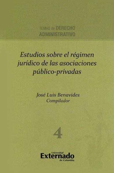 Estudios sobre el régimen jurídico de las asociaciones público-privadas