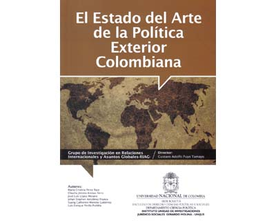 El estado del arte de la política exterior colombiana