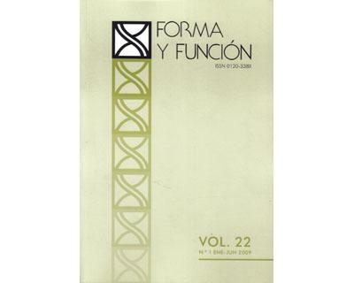 Forma y Función No. 22