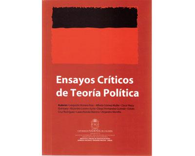 Ensayos Críticos de Teoría Política