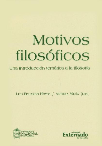 Motivos filosóficos. Una introducción temática a la filosofía