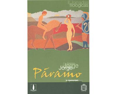 II Jornadas filológicas. Jorge Páramo (In memoriam)