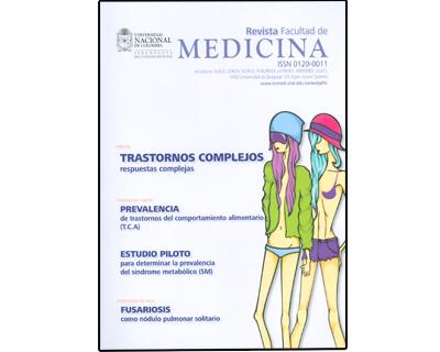 Revista Facultad de Medicina. No. 3. Vol. 56