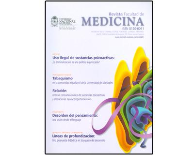 Revista Facultad de Medicina. No. 4. Vol. 56