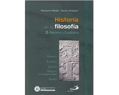 Historia de la filosofía. Tomo 2. Patrística y Escolástica