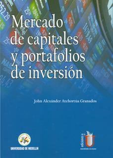 Mercado de capitales y portafolios de inversión