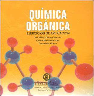 Libro Impreso Qumica orgnica ejercicios de aplicacin U Jorge