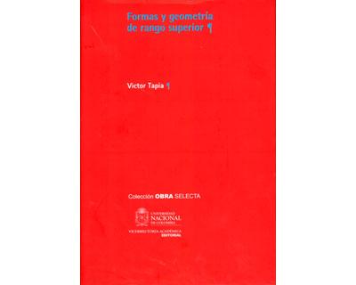 Formas y geometría de rango superior