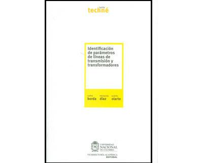Identificación de parámetros de líneas de transmisión y transformadores