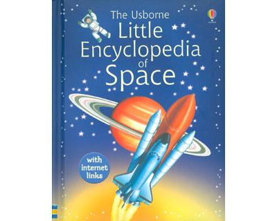 The usborne little encyclopedia of Space