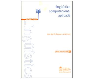 Lingüística computacional aplicada. Incluye CD