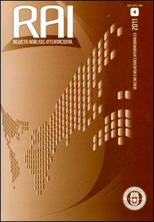 RAI. Revista Análisis Internacional. No. 4
