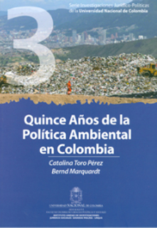 Quince años de la política ambiental en Colombia