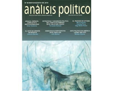 Análisis Político No. 69