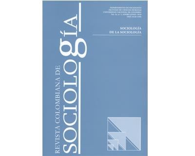 Revista Colombiana de Sociología. Vol. 33. No. 1