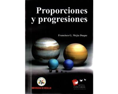 Proporciones y progresiones
