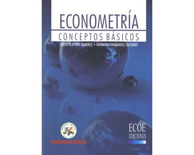 Econometría. Conceptos básicos