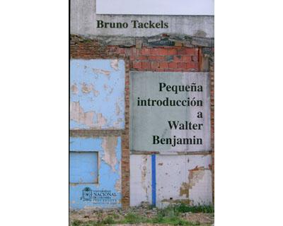 Pequeña introducción a Walter Benjamin