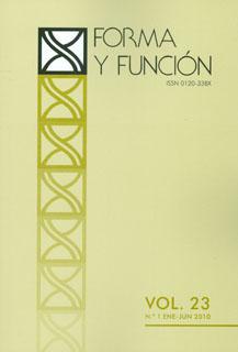 Forma y Función No. 23