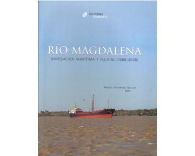 Río Magdalena. Navegación marítima y fluvial (1986-2008)
