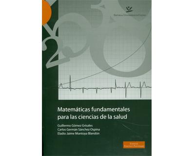 Matemáticas fundamentales para las ciencias de la salud