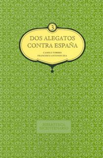 Dos alegatos contra España