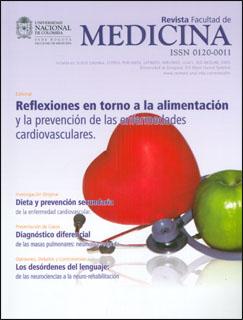 Revista Facultad de Medicina. No. 1. Vol. 59
