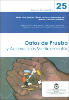 Datos de prueba y acceso a los medicamentos