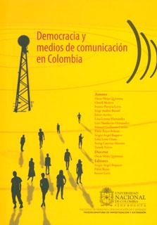 Democracia y medios de comunicación en Colombia