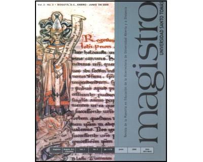Revista Magistro Vol. 2 No. 3