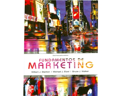 Fundamentos de marketing (Incluye CD)