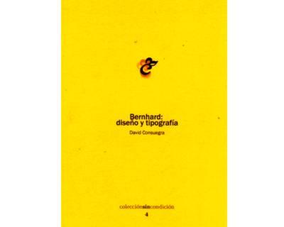 Bernhard: diseño y tipografía