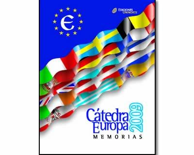 Cátedra Europa 2009. Memorias