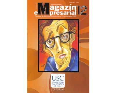 Magazín Empresarial. No. 12