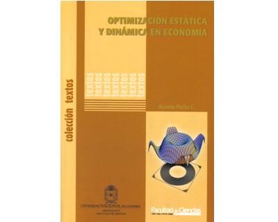 Optimización estática y dinámica en Economía