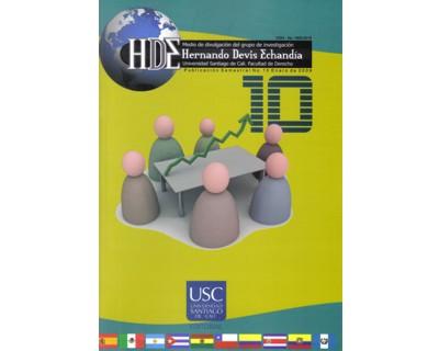Revista Hernando Devis Echandía. No. 10