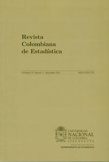 Revista Colombiana de Estadística. Vol. 34 No. 3