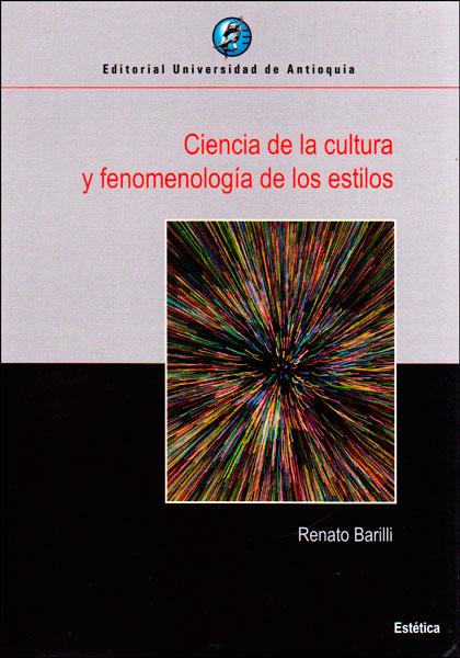 Ciencia de la cultura y fenomenología de los estilos