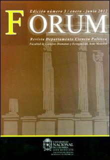 Revista Forum. No 3.