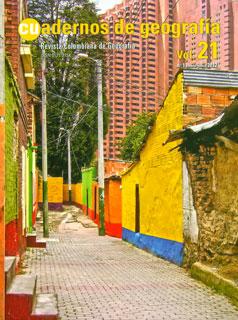 Cuadernos de geografía. Revista Colombiana de Geografía Vol. 21. No. 1