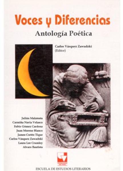 Voces y diferencias. Antología poética