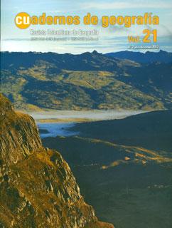 Cuadernos de geografía. Revista Colombiana de Geografía Vol. 21. No. 2