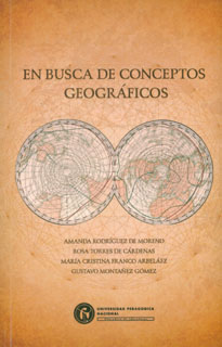 En busca de conceptos geográficos