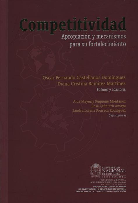 Competitividad: apropiación y mecanismos para su fortalecimiento