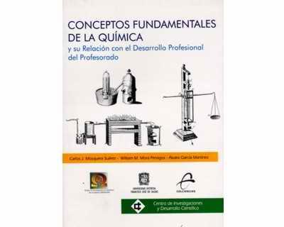Conceptos fundamentales de la química y su relación con el desarrollo profesional del profesorado