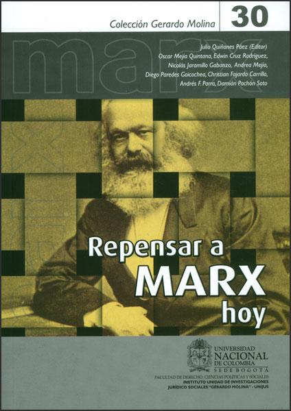 Repensar a Marx hoy