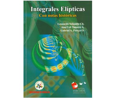 Integrales elípticas. Con notas históricas