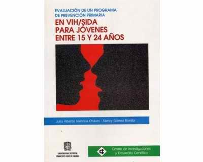Evaluación de un programa de prevención primaria en VIH/SIDA para jóvenes entre 15 y 24 años