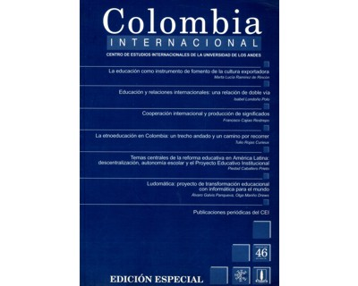 Colombia Internacional No. 46.