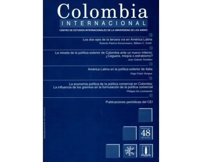 Colombia Internacional No. 48.